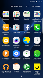 Samsung Galaxy S7 - Photos, vidéos, musique - Créer une vidéo - Étape 3