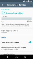 Sony Xperia XA (F3111) - Android Nougat - Internet - Désactiver les données mobiles - Étape 5