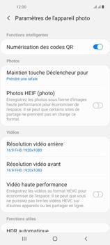 Samsung Galaxy A21s - Photos, vidéos, musique - Prendre une photo - Étape 8