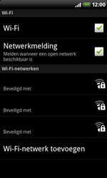 HTC A8181 Desire - wifi - handmatig instellen - stap 7