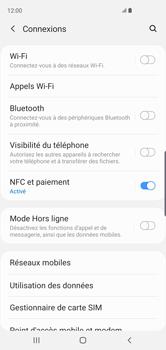 Samsung Galaxy S10 - Internet et roaming de données - Configuration manuelle - Étape 5