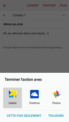 Samsung J500F Galaxy J5 - E-mail - envoyer un e-mail - Étape 12