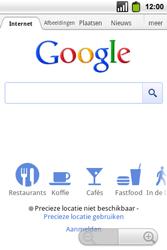 Alcatel OT-991 Smart - Internet - hoe te internetten - Stap 4