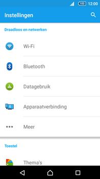 Sony Xperia Z5 Premium (E6853) - netwerk en bereik - gebruik in binnen- en buitenland - stap 4