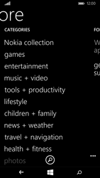 Microsoft Lumia 535 - Applications - Download apps - Step 12
