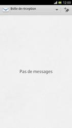 Sony LT28h Xperia ion - E-mail - Envoi d