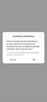 Oppo Reno 2Z - Photos, vidéos, musique - Envoyer une photo via Bluetooth - Étape 4