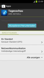 Samsung I9300 Galaxy S III - Apps - Herunterladen - Schritt 8
