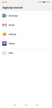 Huawei P20 - Android Pie - E-mail - configurazione manuale - Fase 4