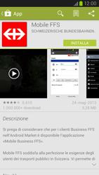 Samsung Galaxy S III LTE - Applicazioni - Installazione delle applicazioni - Fase 19