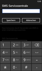 HTC Windows Phone 8S - SMS - Manuelle Konfiguration - 6 / 7