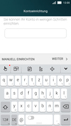 Huawei Y5 - E-Mail - Konto einrichten (outlook) - 7 / 14