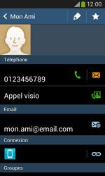 Samsung Galaxy Ace 3 - Contact, Appels, SMS/MMS - Ajouter un contact - Étape 15