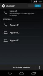 LG D821 Google Nexus 5 - Bluetooth - connexion Bluetooth - Étape 8