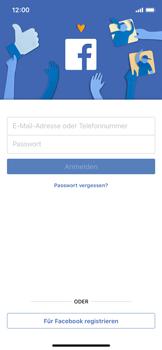 Apple iPhone X - iOS 11 - Automatisches Ausfüllen der Anmeldedaten - 0 / 0