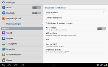 Samsung N8000 Galaxy Note 10-1 - MMS - handmatig instellen - Stap 5