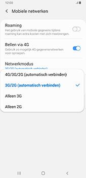 Samsung Galaxy S9 Plus - Android Pie - Netwerk - 4G instellen - Stap 7