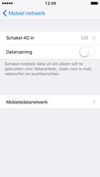 Apple iPhone SE met iOS 10 (Model A1723) - Bellen - 4G Bellen activeren - Stap 7