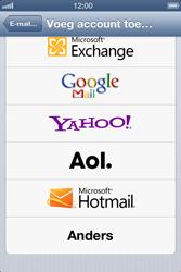 Apple iPhone 4 S met iOS 6 - E-mail - e-mail instellen: IMAP (aanbevolen) - Stap 5