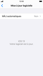 Apple iPhone SE - iOS 13 - Logiciels - Installation de mises à jour - Étape 6