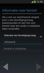 Samsung Galaxy Trend Plus (S7580) - Applicaties - Account aanmaken - Stap 13