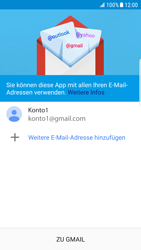 Samsung Galaxy S6 Edge - Android Nougat - E-Mail - 032a. Email wizard - Gmail - Schritt 15