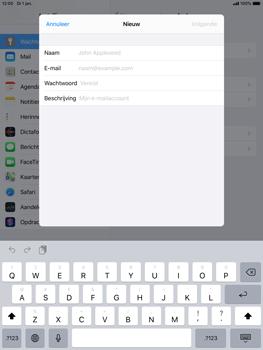 Apple ipad-air-2-met-ipados-13-model-a1567 - E-mail - Handmatig instellen - Stap 8