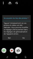 Sony Xperia E4g - Photos, vidéos, musique - Créer une vidéo - Étape 4