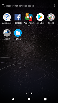 Sony Xperia XA2 Ultra - E-mail - Configuration manuelle (gmail) - Étape 3
