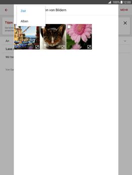 Samsung T555 Galaxy Tab A 9.7 - E-Mail - E-Mail versenden - Schritt 15