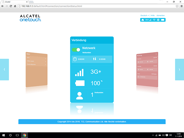 Alcatel MiFi Y900 - Software - Software-Update - Schritt 3