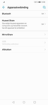 Huawei P Smart Plus - bluetooth - aanzetten - stap 4