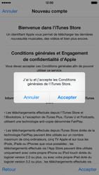 Apple iPhone 6 - Applications - Créer un compte - Étape 12