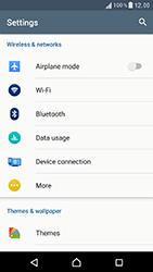 Sony Xperia XZ (F8331) - MMS - Manual configuration - Step 4