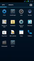 Fairphone Fairphone 1 - Internet - Uitzetten - Stap 5