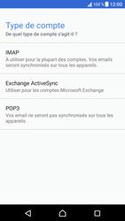 Sony Xperia XZ (F8331) - E-mails - Ajouter ou modifier un compte e-mail - Étape 10