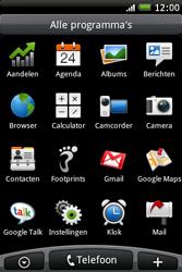 HTC A6262 Hero - Internet - Internetten - Stap 2