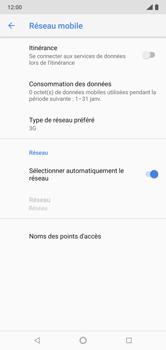 Nokia 7.1 - Internet et connexion - Activer la 4G - Étape 7
