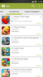 HTC One Mini - Applicazioni - Installazione delle applicazioni - Fase 9