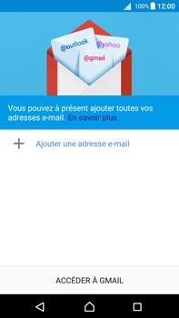 Sony Xperia Z5 Premium (E6853) - Android Nougat - E-mail - Configuration manuelle (gmail) - Étape 6