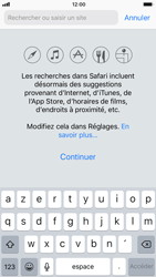 Apple iPhone 8 - Internet - navigation sur Internet - Étape 3