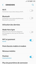 Samsung Galaxy J3 (2017) - Internet et connexion - Utiliser le mode modem par USB - Étape 5