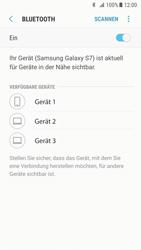 Samsung Galaxy S7 - Android N - Bluetooth - Verbinden von Geräten - Schritt 7