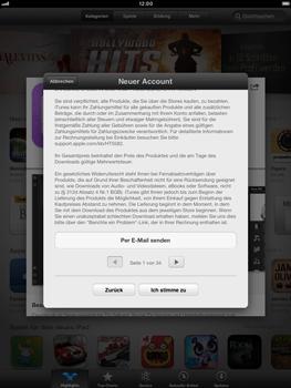 Apple iPad mini - Apps - Konto anlegen und einrichten - 10 / 21