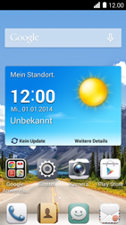 Huawei Ascend Y530 - Internet - Apn-Einstellungen - 5 / 27