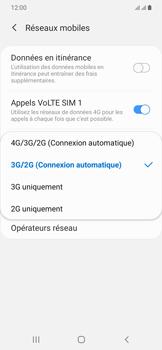 Samsung Galaxy A20e - Réseau - activer 4G - Étape 7