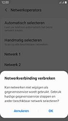 Samsung galaxy-xcover-4s-dual-sim-sm-g398fn - Netwerk selecteren - Handmatig een netwerk selecteren - Stap 13