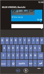 Nokia Lumia 900 - MMS - afbeeldingen verzenden - Stap 11