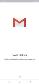 Samsung Galaxy Note 20 Ultra 5G - E-mail - configurazione manuale - Fase 5