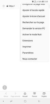 Samsung Galaxy A7 (2018) - Internet - configuration manuelle - Étape 26